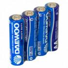 Батарейка Daewoo 1.5B AA R6