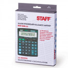 Калькулятор STAFF STF 888-12,12разрядов,двойное питание 200х150мм