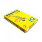 """Бумага""""IQ""""(АйКью) color A4 80г/м 100л, интенсив ярко-желтая IG50"""