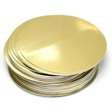Подложка D-260(Золото)тол 0,8мм Pasticciere(100шт)   опт и розница