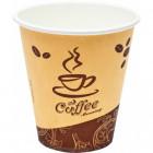 """Стаканы Бум.400мл""""Лига-Пак"""" Coffee take away"""