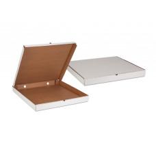 Коробка под пиццу 400х400х40/50шт | опт и розница