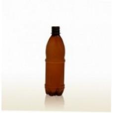 Бутылка ПЭТ- 0,5л/50 корич | опт и розница